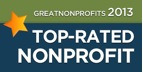 2013 great nonprofits award